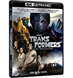 Transformers: L'Ultimo Cavaliere (Blu-Ray 4K Ultra HD+Blu-Ray) [Italia] [Blu-ray]