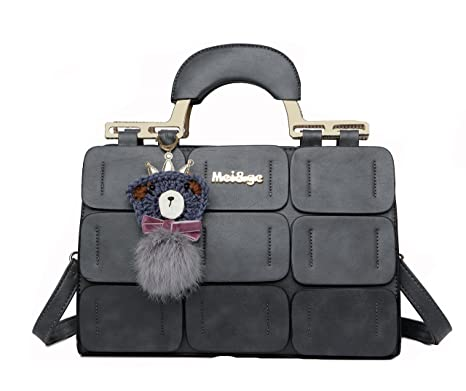 Pahajim Nuevo bolso de mujer de primavera verano Bolsa de hombro de Suture  Boston Bolsa 51e6216940a9
