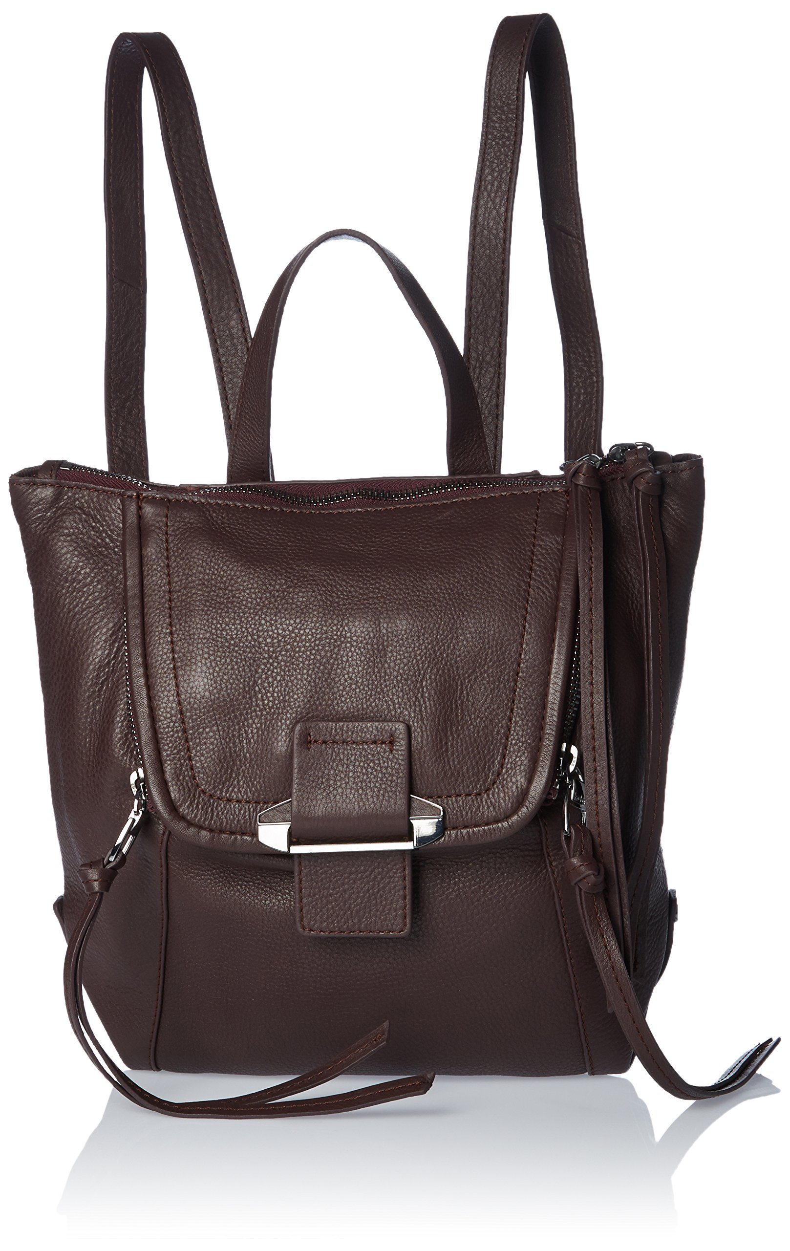 Kooba Handbags Bobbi Mini Backpack, Dark Berry