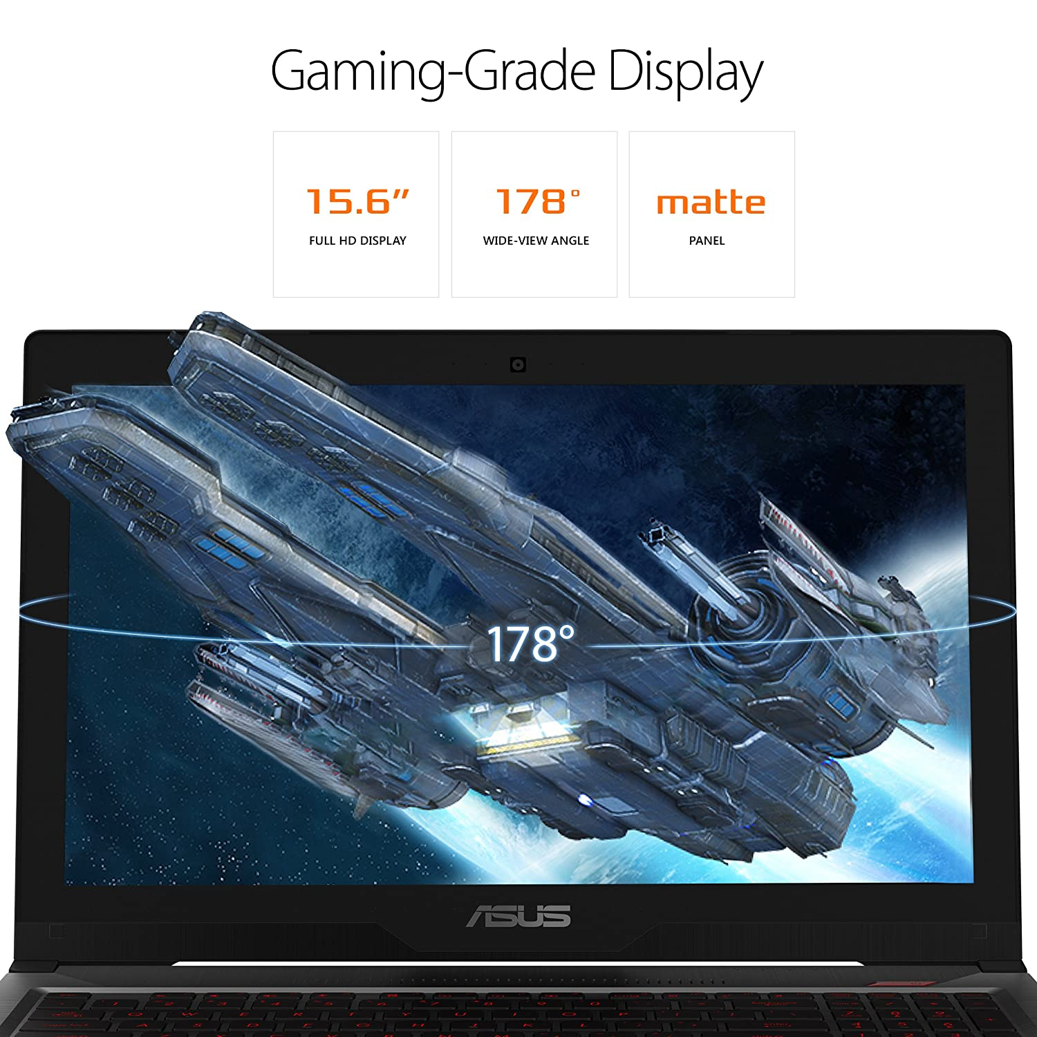 Asus Fx503vd 156 Fhd Powerful Gaming Laptop Intel Dell Inspiron 15 7567 I5 7300hq 4gb Gtx 1050 Ti 156ampquot Red Core I7 7700hq Quad 28ghz Turbo Up To 38ghz Processor