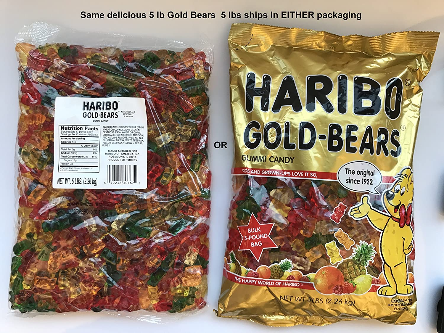 Haribo gummy bears are just one of many products that thomas - 91r2l Jquql _sl1500_ Jpg