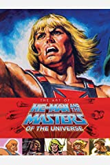 Art of He Man and the Masters of the Universe Kindle Edition