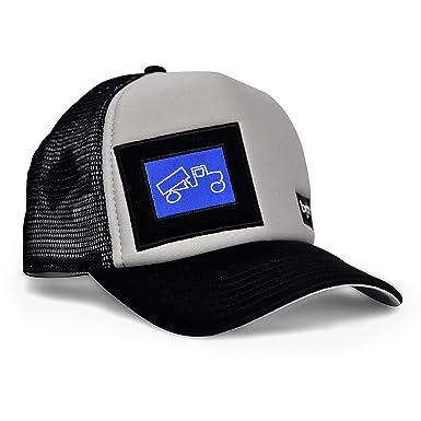 748c016992f30 BIGTRUCK Brand Og Grey Black Blue Label