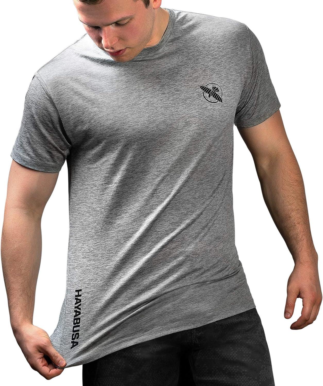 Hayabusa Performance Workout T-Shirt with Logo