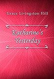 Katharine's Yesterday
