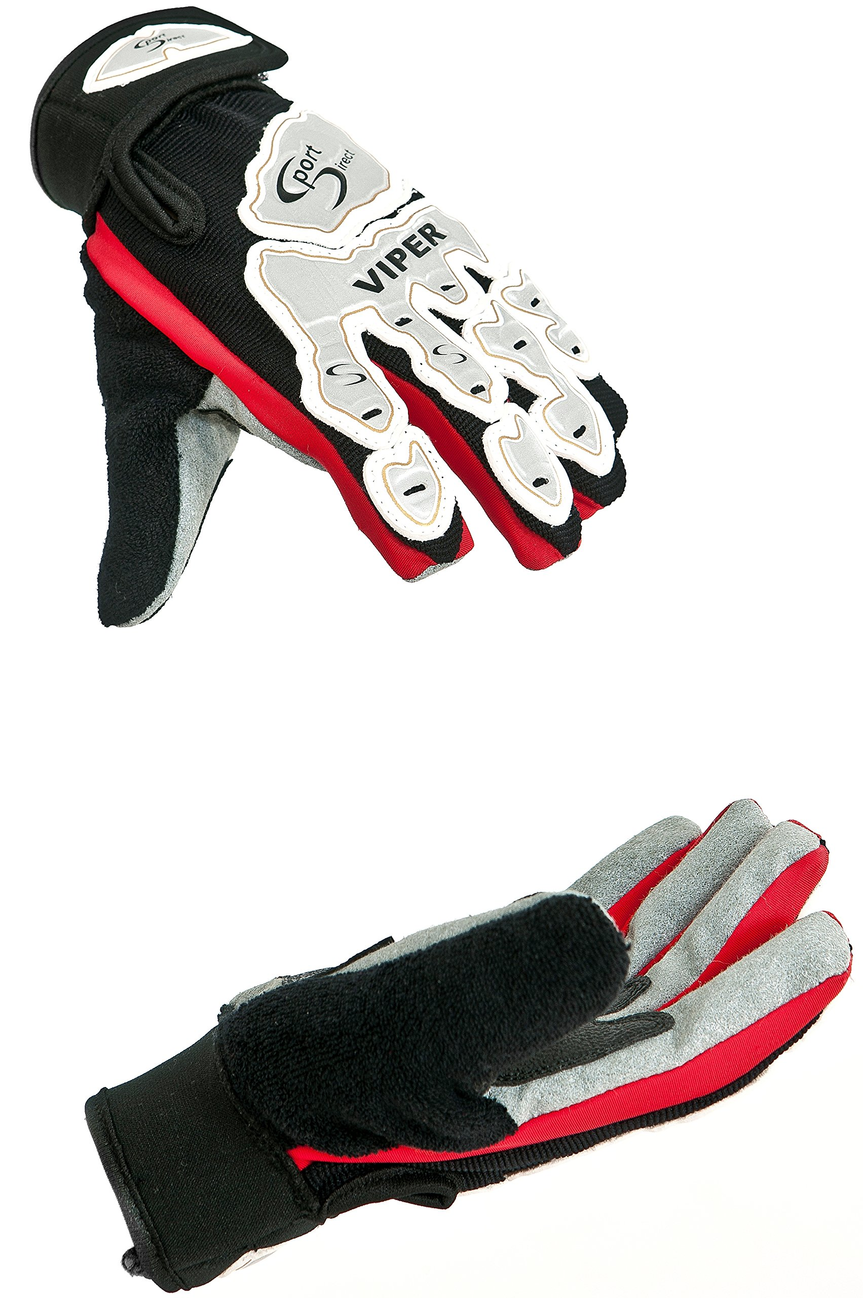 Sport DirectTM Bicycle Bike Glove BMX Viper Junior Small