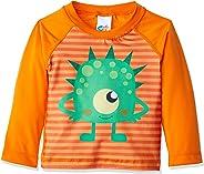 TipTop Camiseta Manga Longa Proteção Solar Surfista Monstros ,