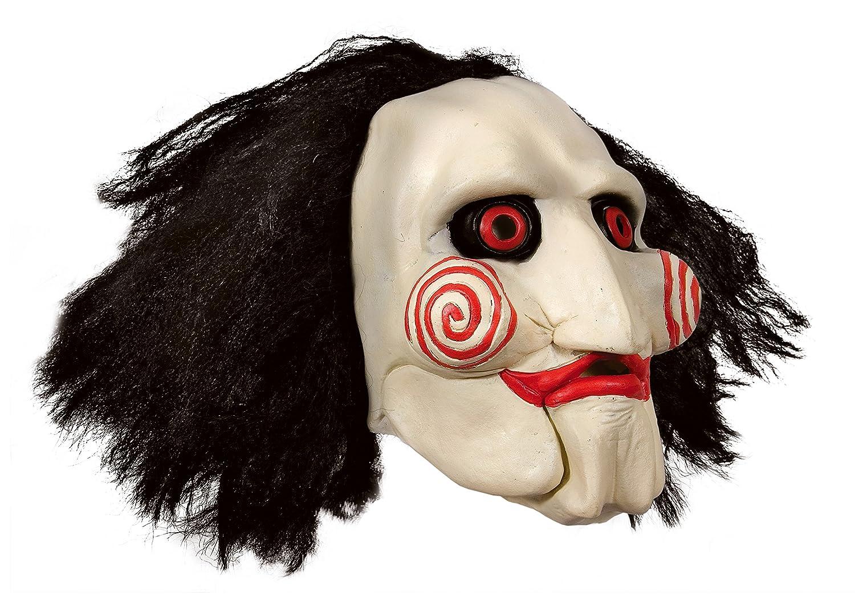 SAW Jigsaw máscara de látex: Amazon.es: Juguetes y juegos