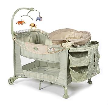 Amazon.com: Disney cuidado del bebé centro play Patio con ...