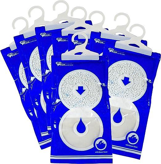 Oferta 8 Bolsas Maxi Pack a 235 g, Bolsa Antihumedad y purificador ...