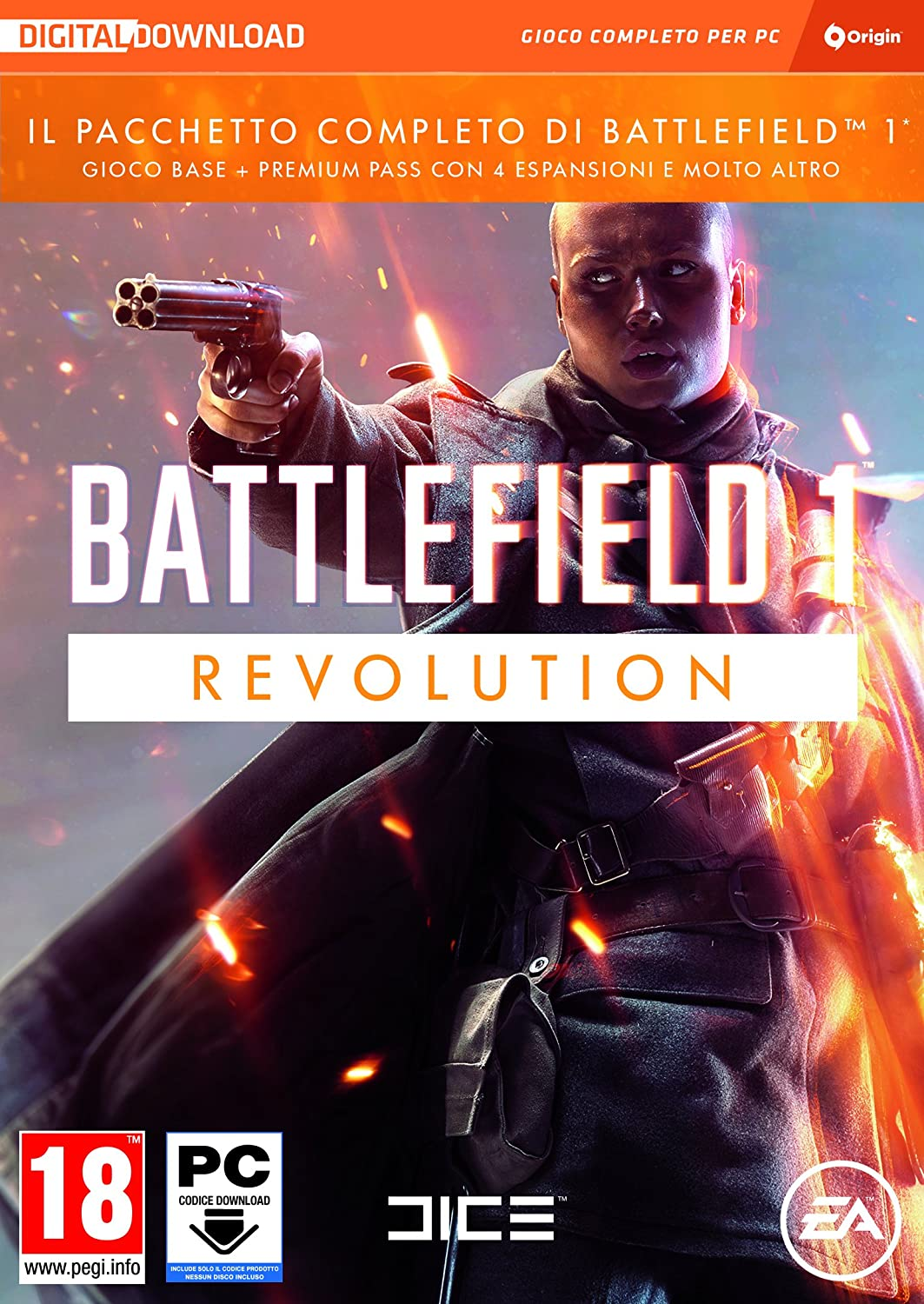 Battlefield 1 PC Amazon
