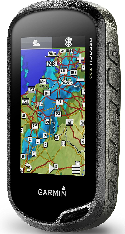 Garmin - Oregon 700 - GPS de randonnée - Ecran couleur tactile 3''