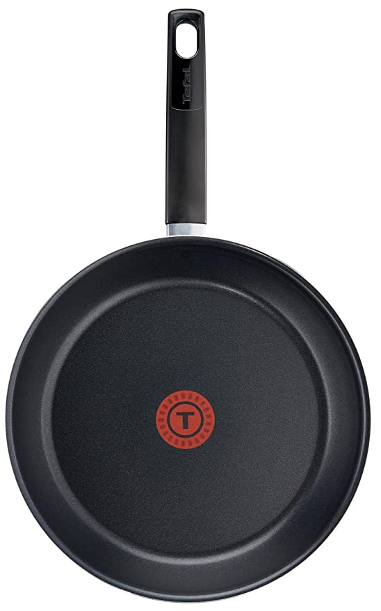 Tefal First Cook sartenes Negro Gas, Aluminio, Negro, 18/22/26 cm: Amazon.es: Hogar