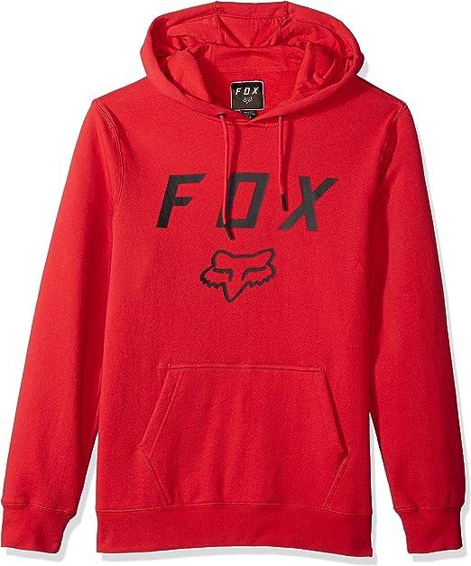 Fox Mens Legacy Moth Pullover Fleece