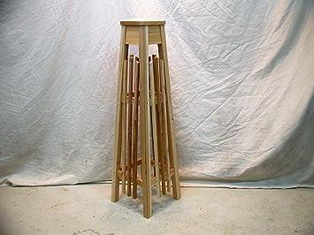 Cedar Self Supporting Garden Obelisk / Trellis