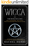 Wicca: This book includes: Wicca for Beginners + Wicca Spells. Wiccan for Beginners, Moon Rituals & Magic. New Religion Starter Kit, Wheel Mystery and ... Wiccapedia for Solitary Practitioner.