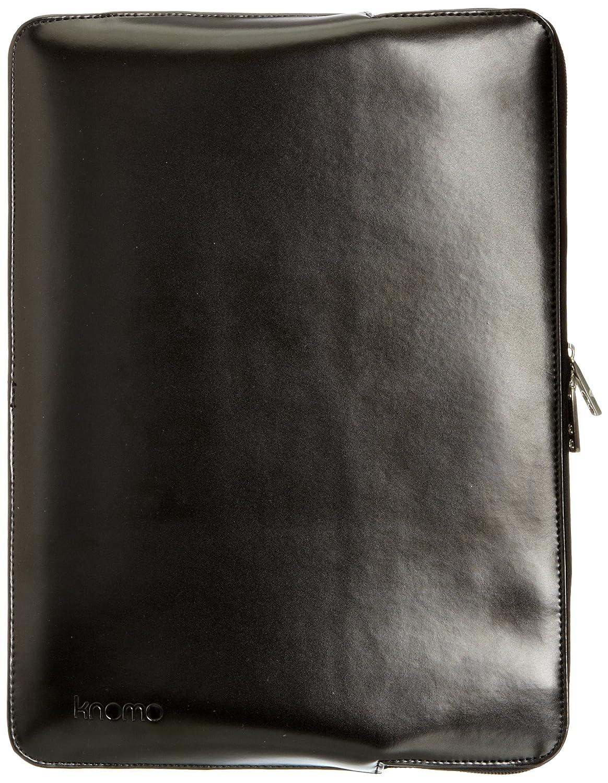 34e630b099e4 Knomo Tech 13 Inch Mac Book Sleeve,Black,One Size