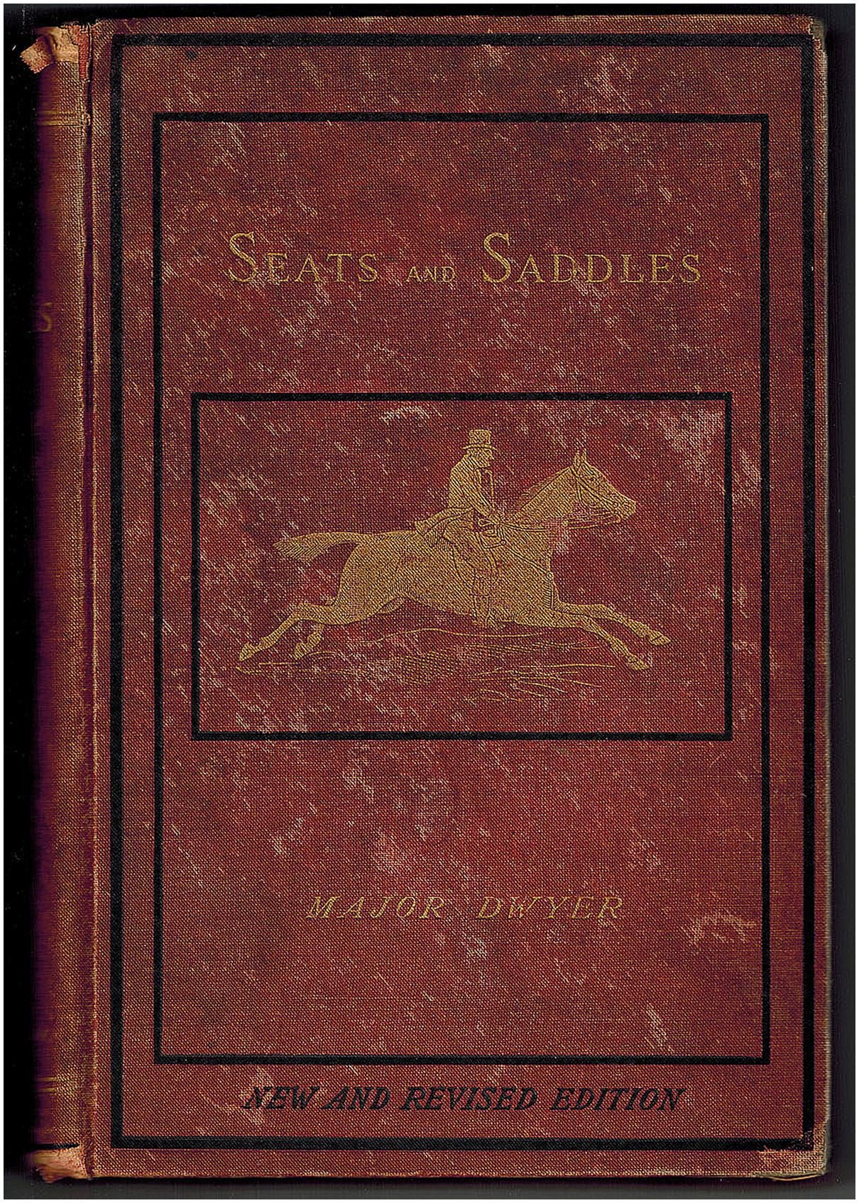 Seats and saddles,: Bits and bitting, draught and harness, and the prevention and cure of restiveness in horses