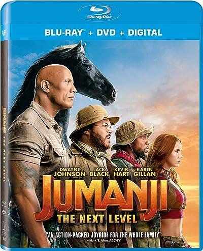 Jumanji: The Next Level 2019 BRRip 300MB ORG Dual Audio In Hindi