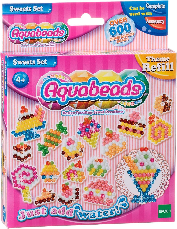 Aquabeads-79148 Sweets Set, Multicolor (Epoch 79148): Amazon.es: Juguetes y juegos