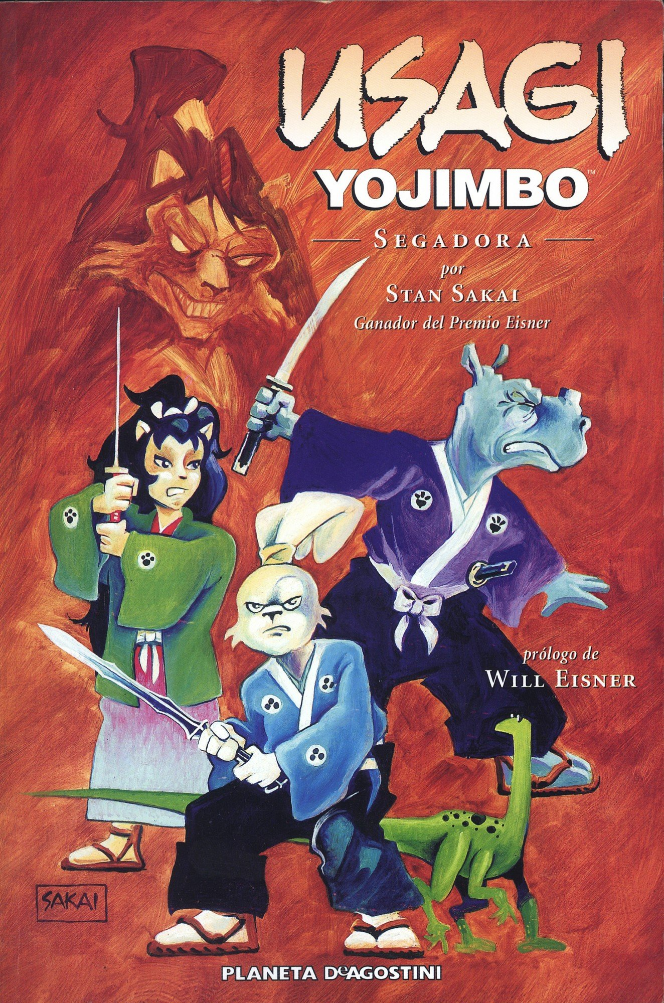 Usagi Yojimbo nº 05: Segadora (Independientes USA): Amazon ...