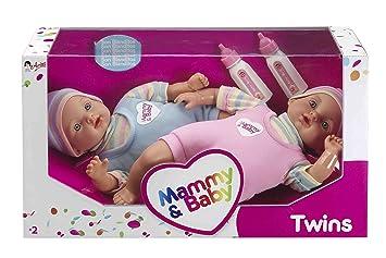 Amazon.es: Arias 653186 - Pareja Muñecos 33C.Mammy & Baby ...
