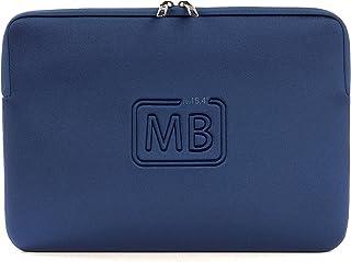 Tucano BF-E-MB15-B Second Skin New Elements Housse en néoprène pour MacBook Pro Retina 15/15,4' – Bleu 4 - Bleu