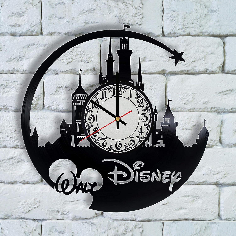Amazon com disney home decor clock mickey party decor