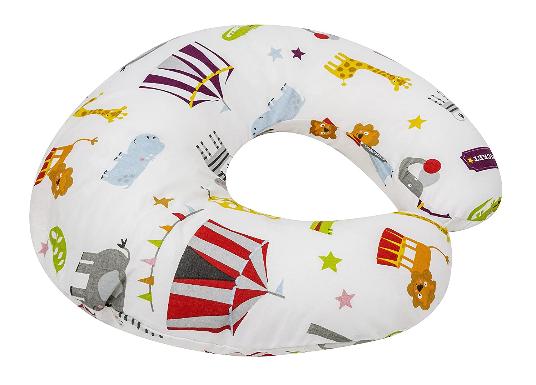 Circus Friends Kinder Valley Nursing Pillow