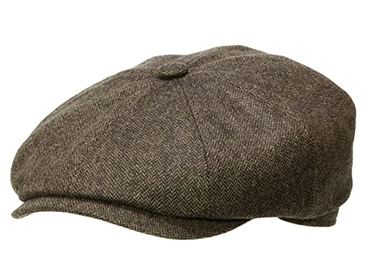 f635d693 Stetson Hatteras Cashmere Yarn Flat Cap Men | Made in Germany at Amazon  Men's Clothing store: