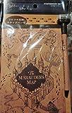 USJ 公式 限定 商品 《 忍びの地図 メモ帳とコロコロスタンプ付きペンセット 》 ウィザーディング ワールド オブ ハリーポッター グッズ THE WIZARDING WORLD OF Harry Potter