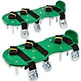 Lawn Aerator Shoes - Spiked Soil Aerator Sandals