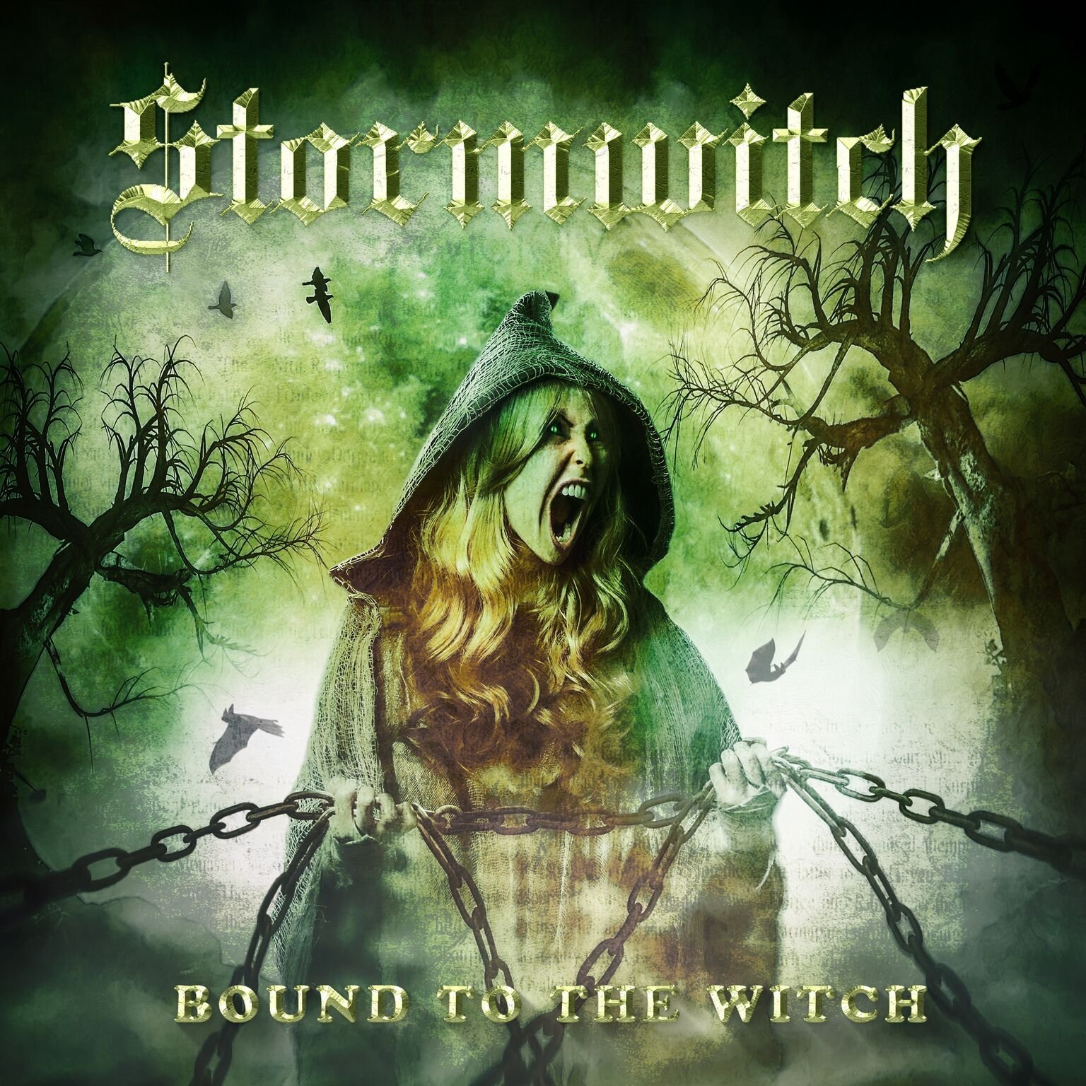 CD : Stormwitch - Bound To The Witch (United Kingdom - Import)