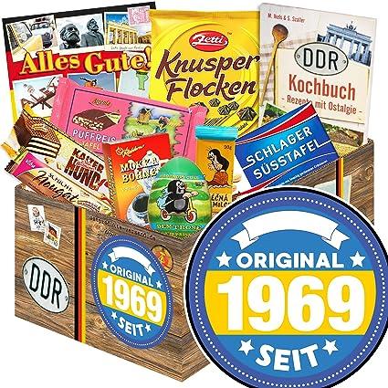 Original Seit 1969 Geschenke 50 Geburtstag Frau Schokolade