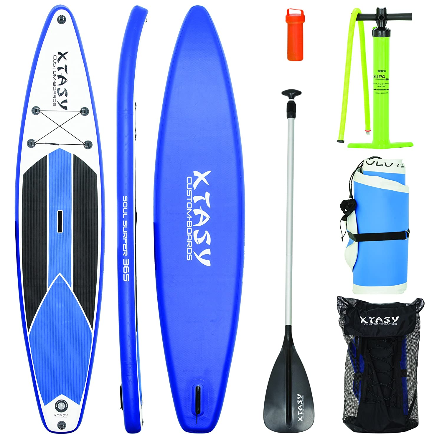 XtasY ISUP Soul Surfer 365 Juego Standup paddleb oard: Amazon.es: Deportes y aire libre