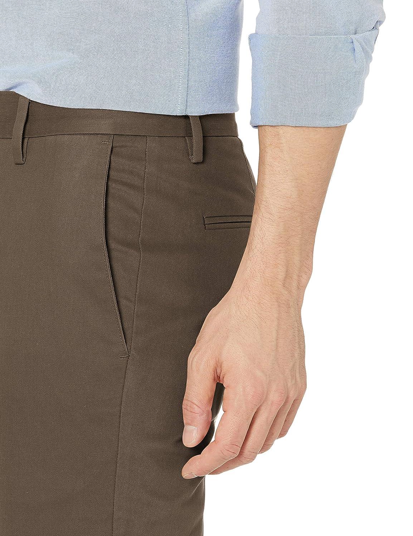 Marke Goodthreads Herren Anzug-Chino knitterfrei schmale Passform