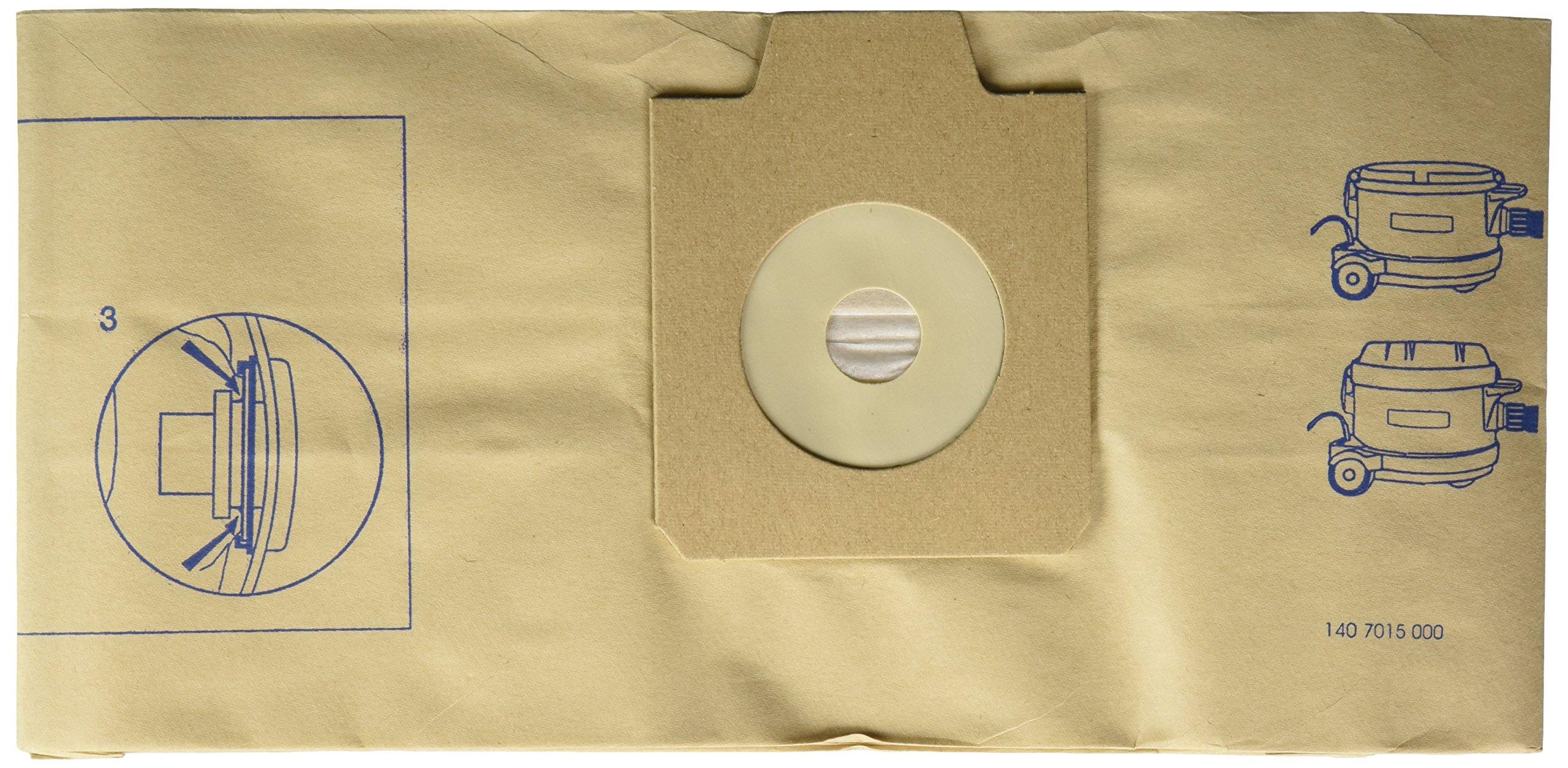 Nilfisk Gd930 Dp9000 Vacuum Filter Bags 5pk 1407015020