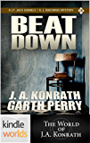 Jack Daniels and Associates: Beat Down (Kindle Worlds Novella) (Abductions Book 2)