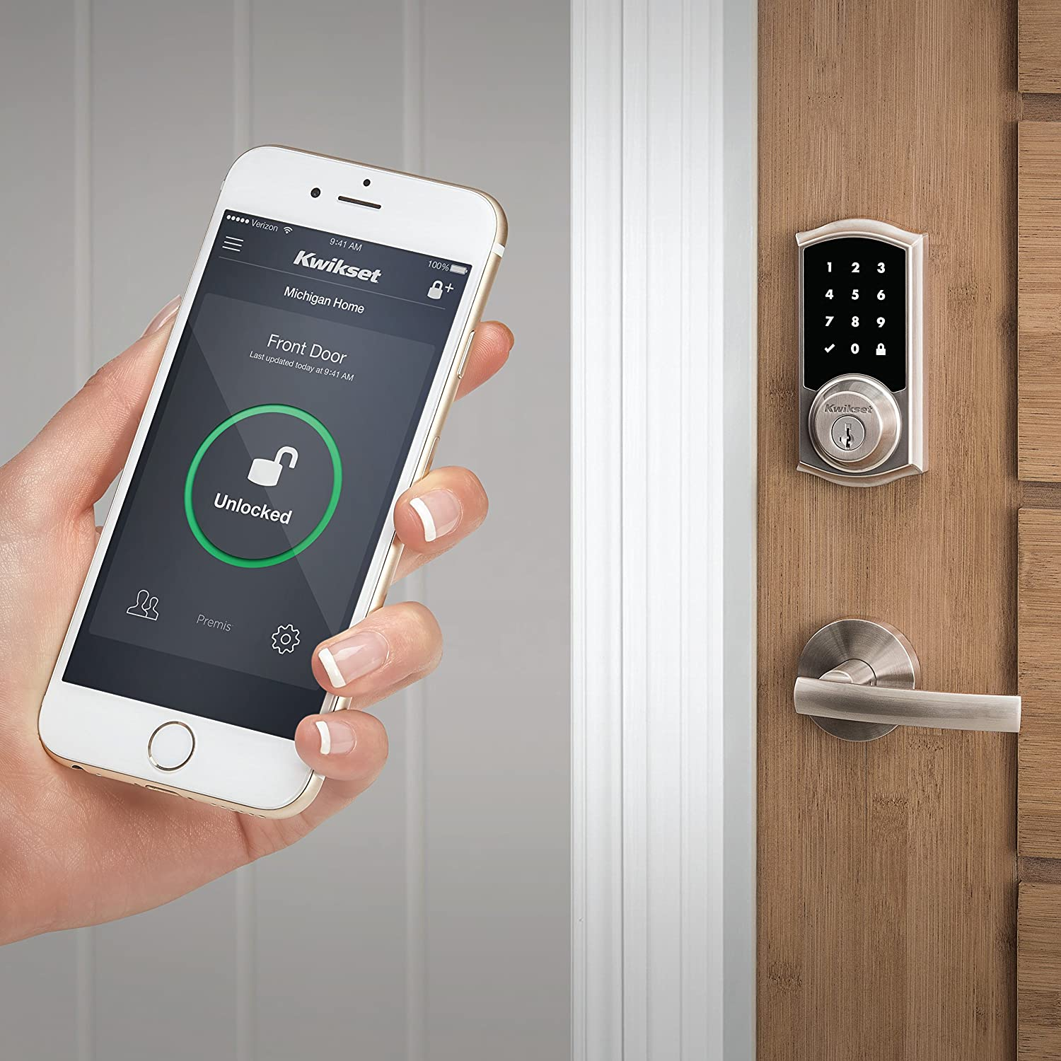 Kwikset Premis smart lock