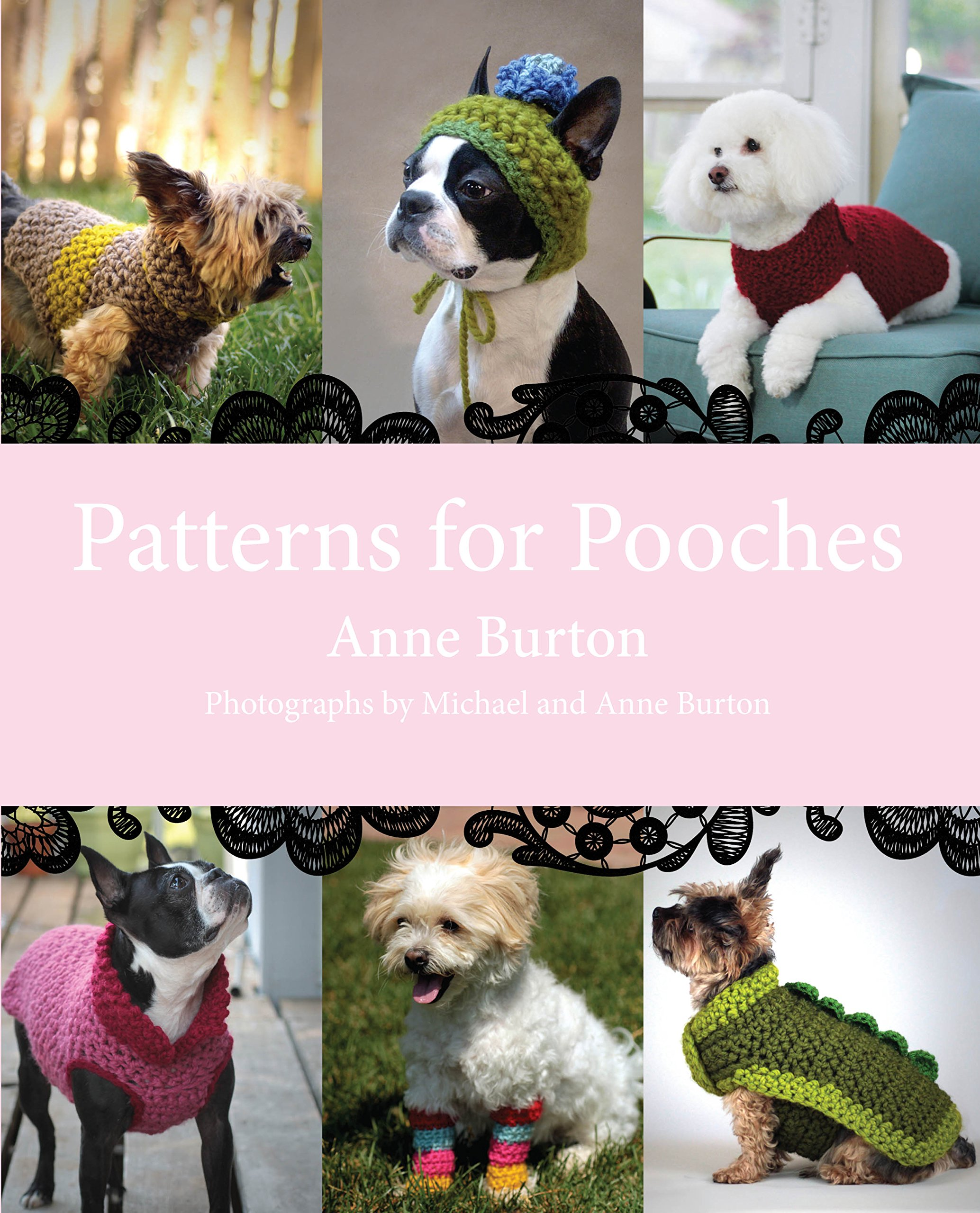 Patterns For Pooches: Anne Burton: 8601423370392: Amazon.com: Books