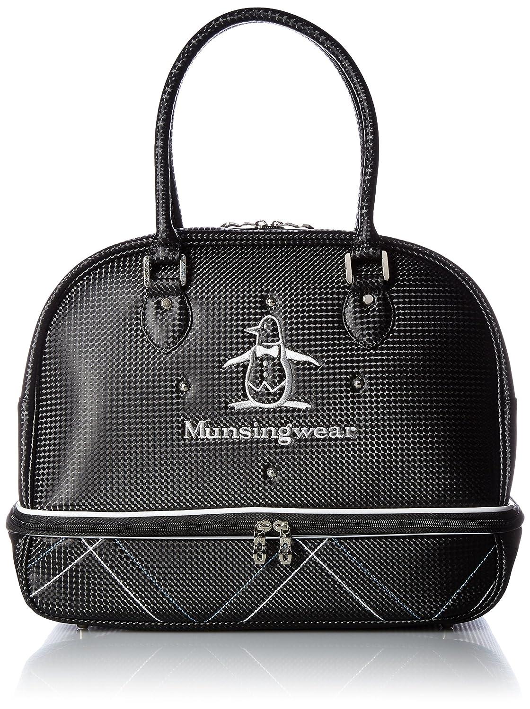 [マンシングウェア] ボストンバッグ LQ2178  N100(ブラック) B004ML9VBW