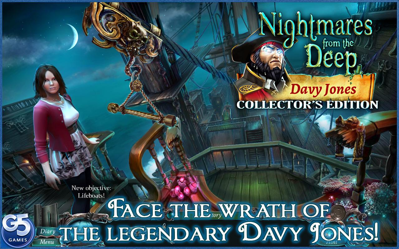 Amazon.com: Nightmares from the Deep®: Davy Jones, Collector\'s ...
