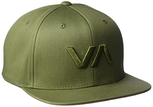 competitive price 2b17c d5ff6 ... best rvca big boys rvca boys va snapback ii hat army green 5a9e1 e413f