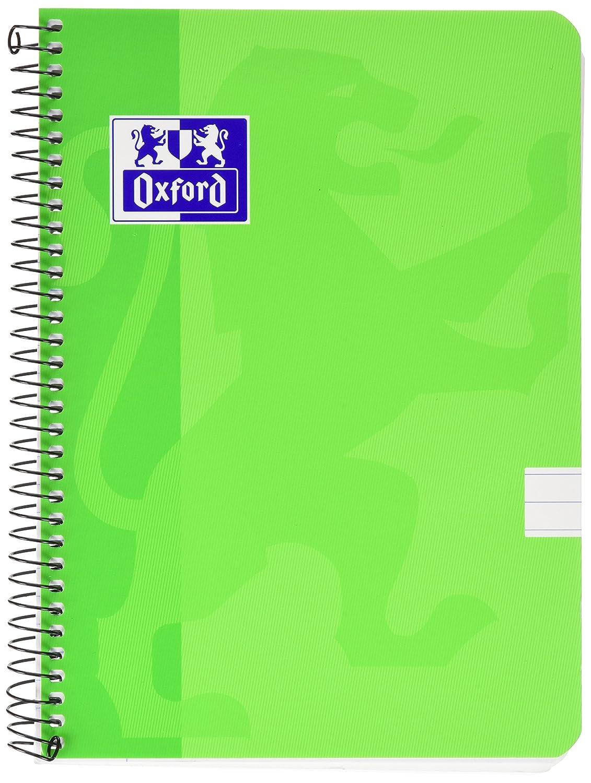 Oxford 329850–Quaderno, formato A4, orizzontale, 80fogli Oxford 329850-Quaderno 100430167