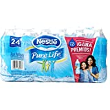 Nestle Pure Life Purified Water, 16.9-Ounce Deposit Plastic Bottles (Pack Of 24)