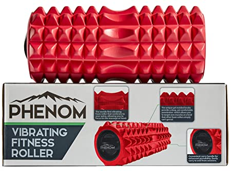 Phenom Best Vibating Roller in this review - Editor's Choice Award