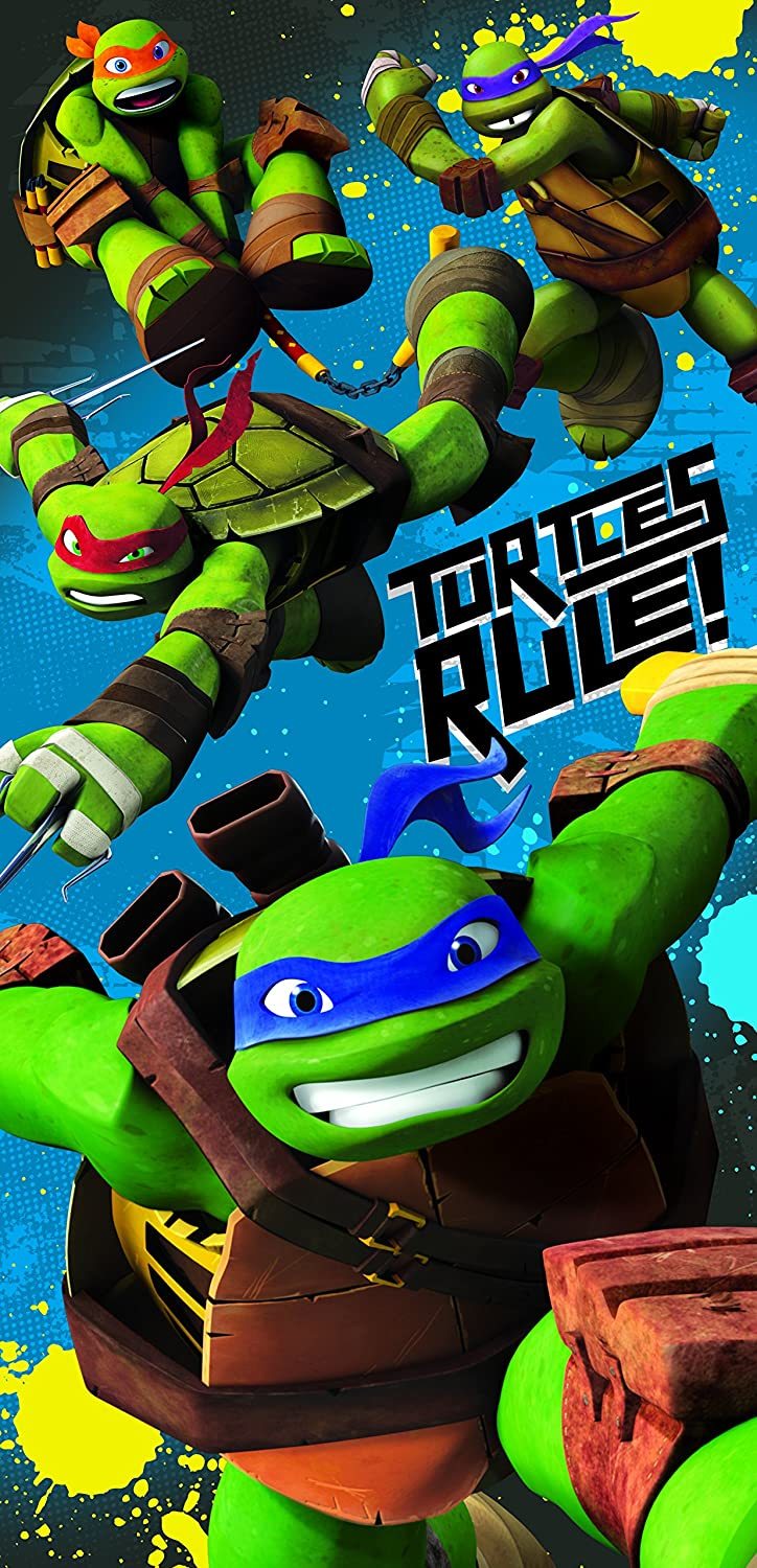 Nickelodeon Teenage Mutant Ninja Turtles Regla de Las ...