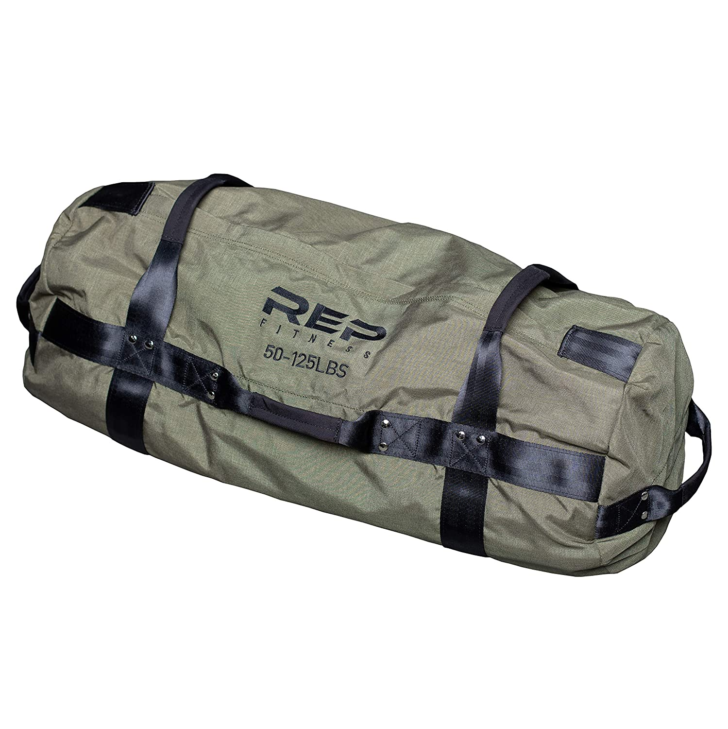 Rep Fitness Sandbags - Heavy Duty Workout Sandbags for Training,  Cross-Training Workouts, Fitness, Exercise and Military Conditioning -  Multiple Sizes