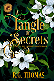 A Tangle of Secrets: A YA Urban Fantasy Gay Romance (The Town of Superstition Book 4)