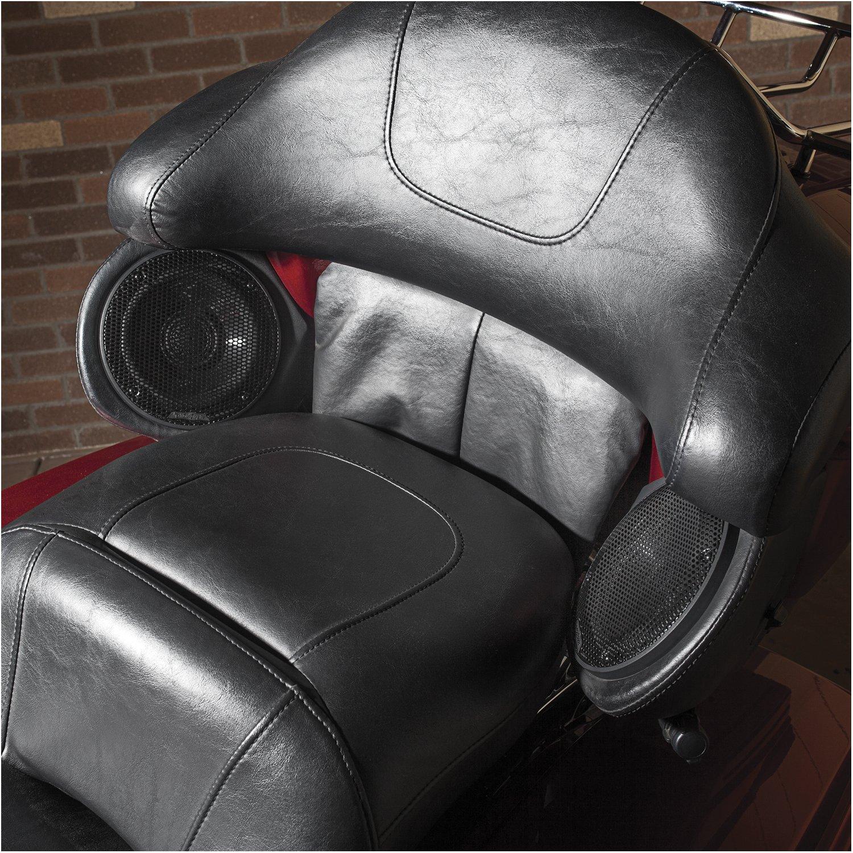 Rockford Fosgate TMS5 Power Harley-Davidson 5.25 Full Range Tour-Pak Speakers 1998-2013